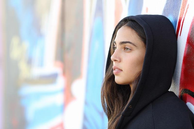 Wunsch-Ich vieler Teenager: aussehen wie ein Supermodel