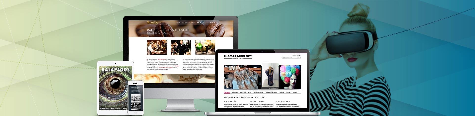 Webdesign by Udo Schucker Bottrop, Essen, Oberhausen
