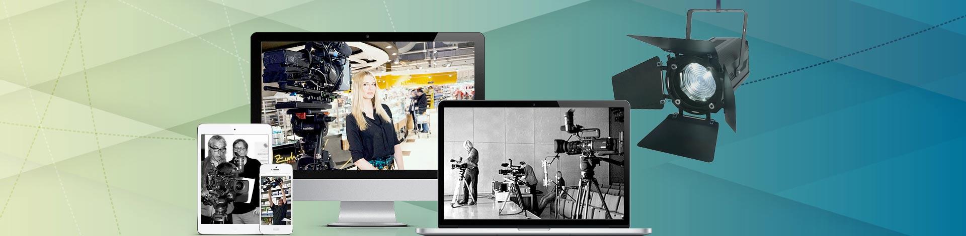 Videoproduktion Bottrop, Essen, Oberhausen, Mülheim, Gladbeck