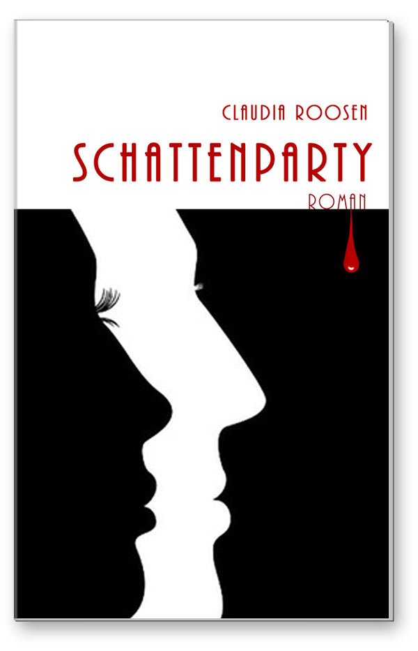 Schattenparty - Buchcover-Layout