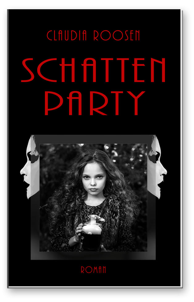Schattenparty - Buchcover-Layout 1