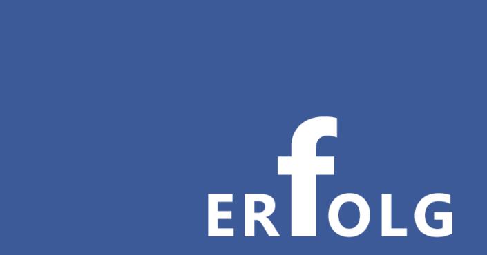 Erfolg mit Facebook-Werbeanzeigen